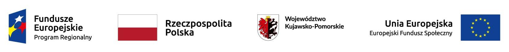 Finansowanie: Fundusze Europejskie Program Regionalny, Rzeczpospolita Polska, Województwo Kujawsko-Pomorskie , Unia Europejska Europejski Fundusz Społeczny